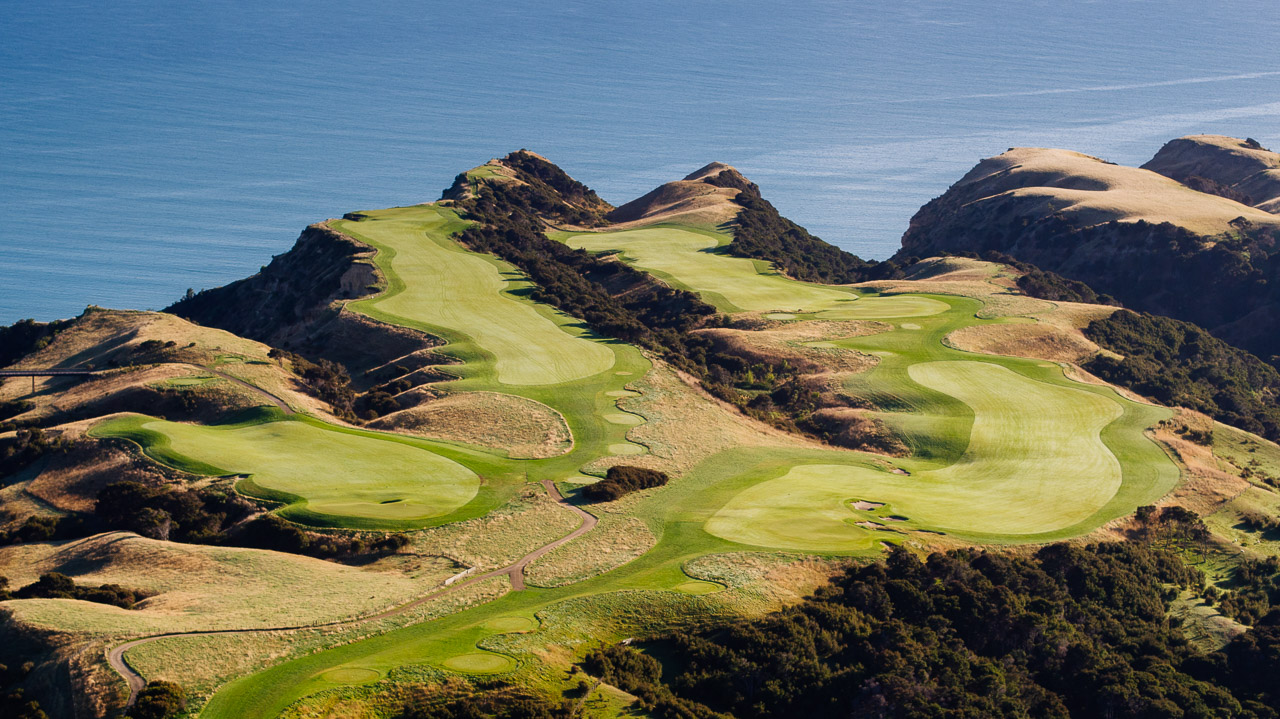 Cape Kidnappers - Caddie Magazine